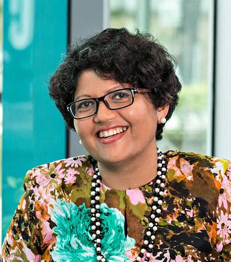 Professor Dr Vishna Devi V Nadarajah