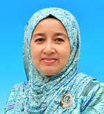 Prof Nazimah Idris