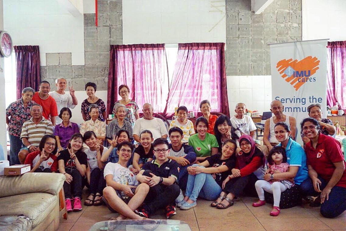 Tong Sim Senior Citizen Care Centre Group