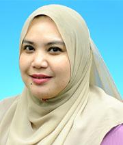 Cik Siti Dahliah binti Mohd Nasir